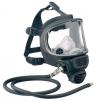 Celotvárová maska SCOTT PROMASK COMBI hadica pre pripojenie na filter a tlakový vzduch čierna
