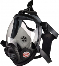 Kukla dýchacia Scott FM4 VISION maska pre pripojenie k TORNADO, Proflow, Duraflow, Spirit bez hadice
