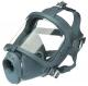 Celotvárová maska SCOTT SARI lícnica prírodný kaučuk sivá