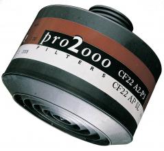 "Filter SCOTT PRO2000 CF 22 A2P3 R D so závitom 40 mm x 1,7"""
