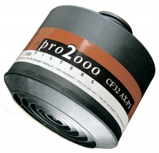 "Filter SCOTT PRO2000 CF 32 AXP3 R D so závitom 40 mm x 1,7"""