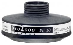 """Filter SCOTT PRO 2000 PF10 P3 R so závitom 40 mm x 1,7"""" k ochranným dýchacím maskám a polomaskám"""