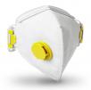 Respirátor RESPAIR X RAF2V FFP2V výdychový ventil skladaný proti časticiam jednotlivo balený