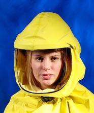 Kukla dýchacie SCOTT TORNADO 25 pre jednotku TORNADO a T-A-LINE ochrannná prilba žltá