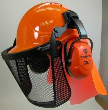Komplet prilba PROTECTOR STYLE 300 ELITE ZONE pre motorovú pílu