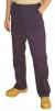 Montérkové nohavice STANDARD do pása na šnúrku tmavomodré veľkosť 54