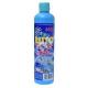 Umývacia emulzia Ruto balená v okrúhlej fľaši so zaklápacím uzáverom 600 g svetlomodrá
