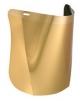 Priezor Hellberg EPOK SAFE3 400x250mm polykarbonát zelený / pozlátený proti tepelnej radiácii stupeň 4