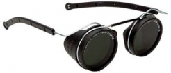 Okuliare CLI drôtené zváračské nárazuvzdorné priezory tmavosť 6