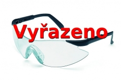 Okuliare M2 nezahmlievajúce sa nárazuvzdorné číre