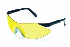 Okuliare BOOSTER nezahmlievajúce sa nárazuvzdorné žlté