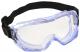 Okuliare Ultra Vista polykarbonátový zorník textilné guma nepriamo vetrané nezahmlievajúce číre