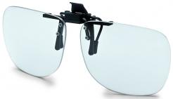 Okuliarové predsádky UVEX ochrana proti UV žiareniu odolné proti poškriabaniu číre