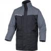 Bunda ALASKA s vyberateľnou vložkou čierno/sivá veľkosť XL