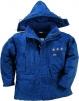 Kabát LAPONIE chladiarenský tmavomodrý veľkosť L