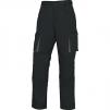 Montérkové nohavice MACH 2 do pása čierne veľkosť L