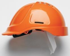 Prilba PROTECTOR STYLE 600 ABS ventilovaná oranžová