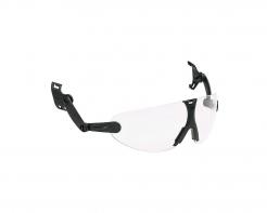 Ochranné okuliare 3M V6C Peltor integrovateľné do prilby 3M nastaviteľná ramienka číre