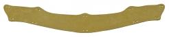 Potný pásik kožený dookola prilby VOSS