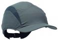 Čiapka so škrupinou PROTECTOR FB3 CLASSIC štandardný šilt sivá