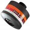 "Filter SCOTT PRO2000 CF 32 reaktor HgP3 R D so závitom 40 mm x 1,7"""