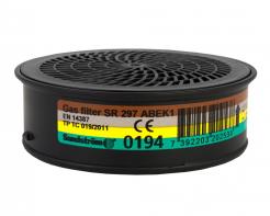 Filter Sundström SR A1B1E1K1 protiplynový filter na masky