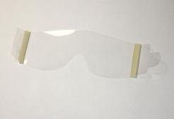 Fólia ochranná samolepiaca na okuliare Visitor a FOCOTAFF