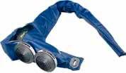 Ochranný obal filtračno-ventilačnej jednotky Scott PROFLOW do sprchy