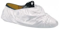 Návlek na obuv TYVEK POSA s protišmykovou podrážkou nízky biely veľkosť 42 - 46
