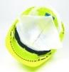 Vložka Takos Kauru netkaný polypropylén do prilby jednorazová hygienická biela