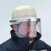 Zorník PC 320 x 200 mm hasičský FH66 vetracie otvory hrúbka 2 mm číry