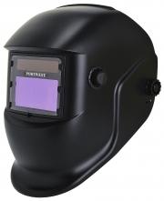 Zváračská kukla BizWELD Plus s automatickou samostmievacou solárnou kazetou DIN 9-13 čierna