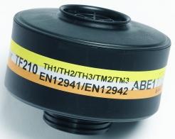 Ochranný protiplynový filter SCOTT TORNADO typ A1B1E1