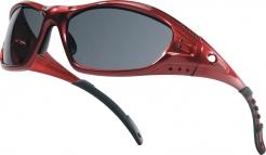 Okuliare BREEZE rám červený ochrana proti UV tónované