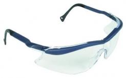 Okuliare PX 2000 nezahmlievajúce sa modrý rám číre