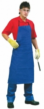 Zástera CXS STELA pracovná náprsenková remeselnícka keper modrá