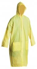 Pláštenka IRWELL PVC tenká žltá veľkosť XL