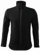 Bunda Softshell Jacket pánska čierna veľkosť XL