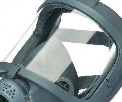 Priezor polykarbonátový k celotvárovej maske SARI
