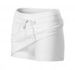 Sukňa Skirt 2 v 1 bavlna 200g biela veľkosť S
