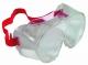 Okuliare Cerva Pill uzatvorenej polykarbonátový zorník priame vetranie číre