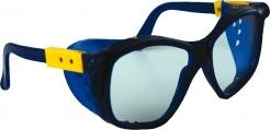 Okuliare B-B 40 s dvoma priezormi číre