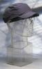Čiapka so škrupinou PROTECTOR FBC+HC22RP vystužená protinárazová vetracie boky skrátený šilt 5 cm siva