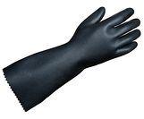 Rukavice MAPA NEOTEX neoprénové bavlnený podklad čierne veľkosť 10