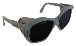Okuliare B-B 40 sivý rámček zváračské priezory stupeň 11