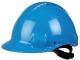 Prilba PELTOR 3M™ G3000 senzor 3M™ Uvicator™ vystúpený zosilnený vrchlík s ventilačnými otvormi modrá
