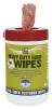 Obrúsky HEAVY DUTY na ruky čistia farby mastnotu antibakteriálny účinok balenie 50 ks