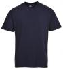 Tričko Turin Premium bavlna 195 g tmavomodré veľkosť XL