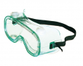 Okuliare Honeywell LG 20 uzatvorené mäkká lícnica textilná guma neventilované nezahmlievajúce sa číre