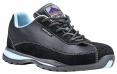 Obuv PW Steelite™ Safety Trainer S1 HRO dámska poltopánka čierna/svetlomodrá